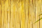 Nine Mile VIC Bamboo fencing 4