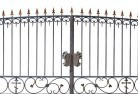 Nine Mile VIC Wrought iron fencing 10