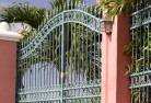 Nine Mile VIC Wrought iron fencing 12