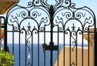 Nine Mile VIC Wrought iron fencing 13