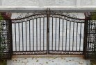 Nine Mile VIC Wrought iron fencing 14