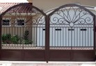 Nine Mile VIC Wrought iron fencing 2
